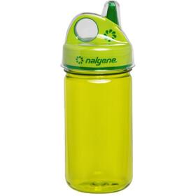 Nalgene Everyday Grip-n-Gulp Borraccia 350ml Bambino, verde